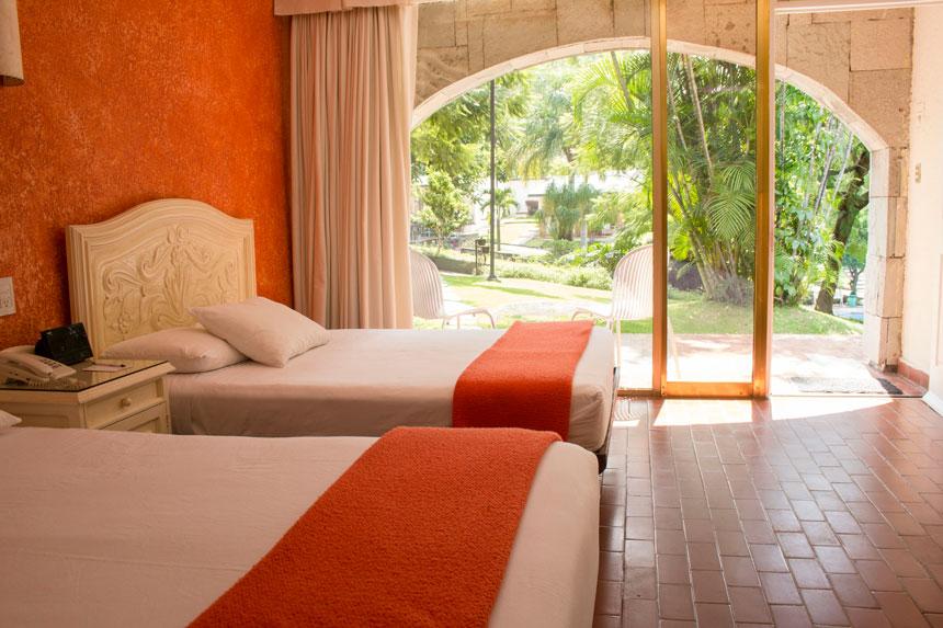Habitaciones Hoteles en Cuernavaca