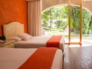 Habitaciones Hotel Cuernavaca