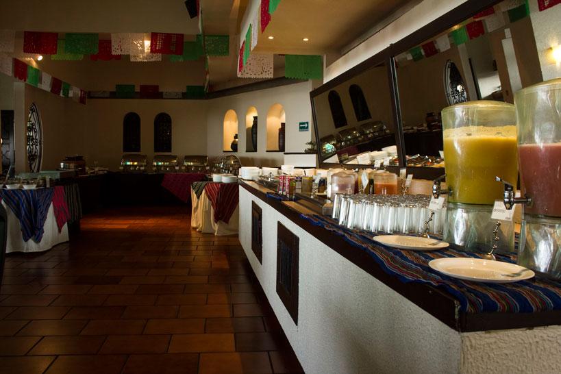 Restaurante Hotel Villa Del Conquistador Hotel En Cuernavaca