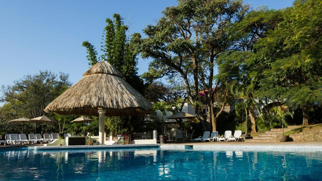 Hoteles en Cuernavaca con Alberca