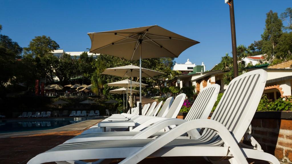 Cuernavaca Hotels Swimming Pool