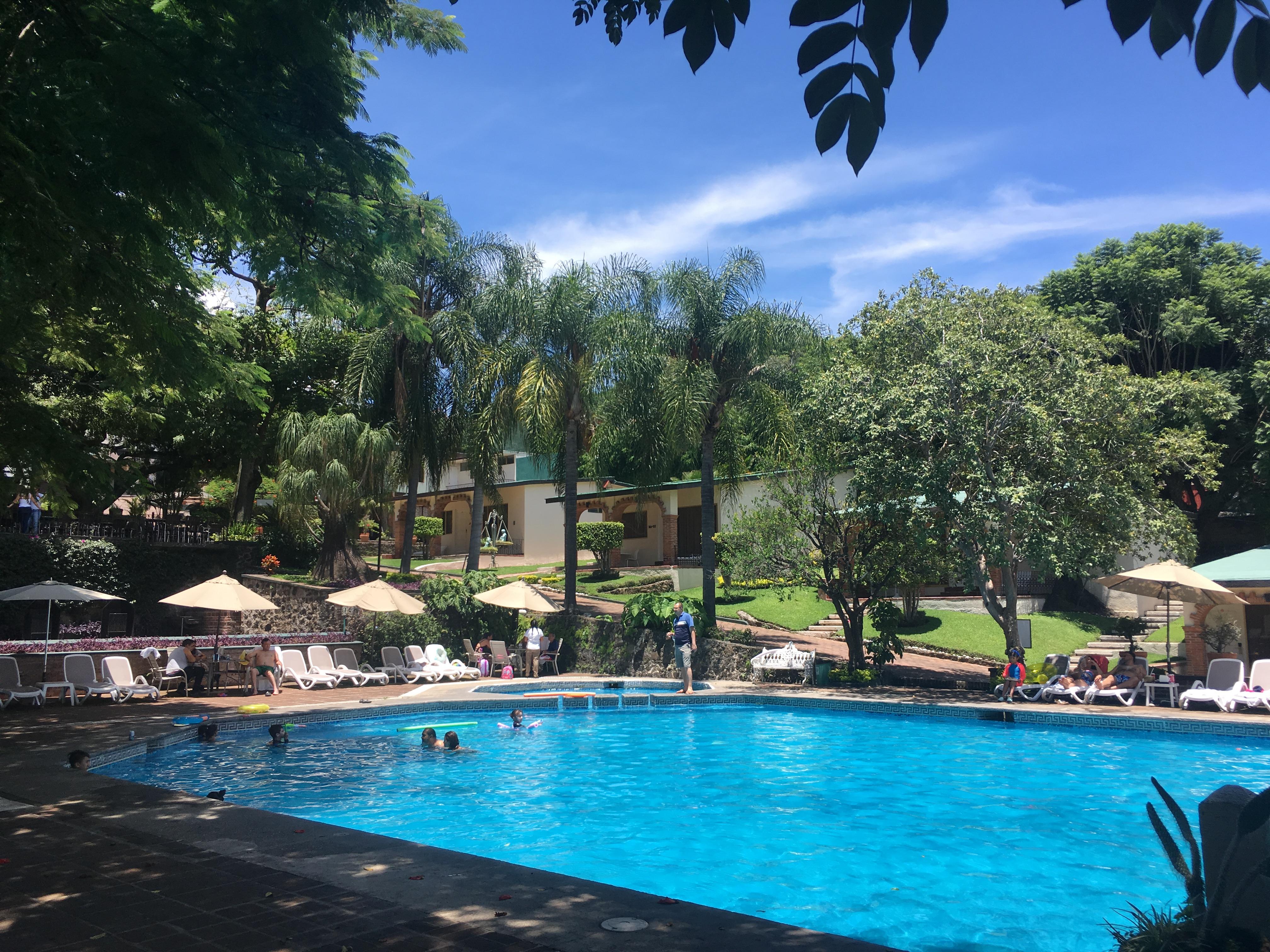 Hotel Cuernavaca Villa del Conquistador