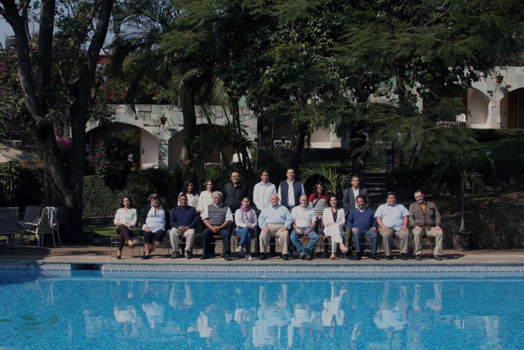 Grupos de Trabajo en Cuernavaca