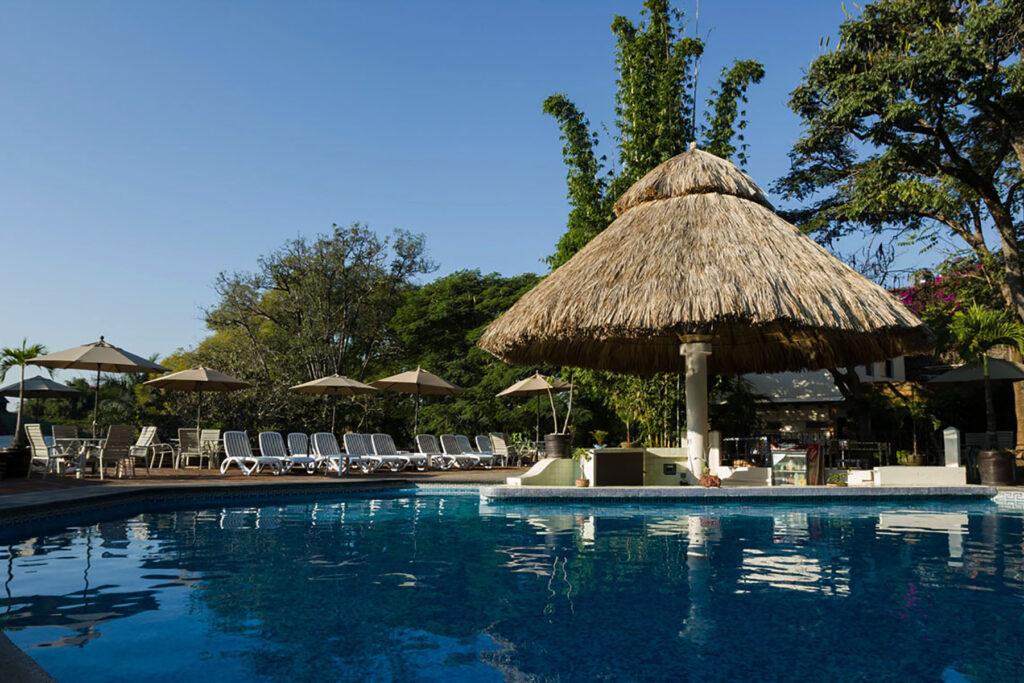 Hotel Cuernavaca · Alberca