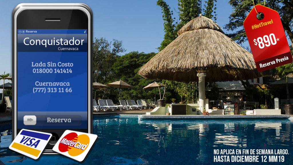 Mejor tarifa de hotel en Cuernavaca