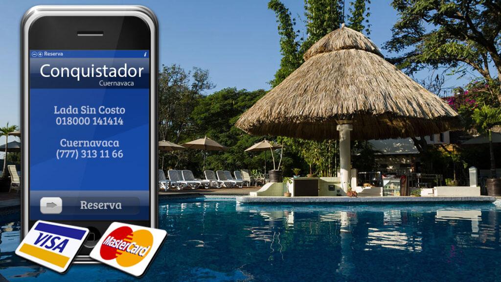 Hoteles en Cuernavaca · Villa del Conquistador
