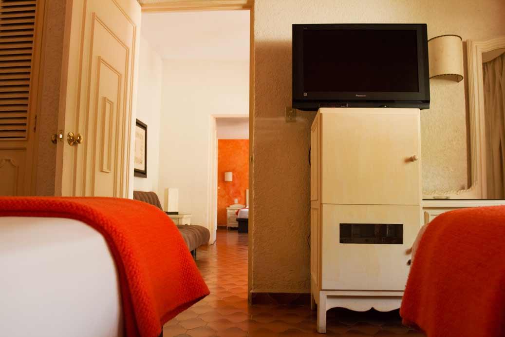 hotel en cuernavaca habitacion