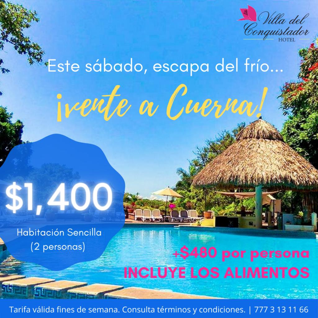 Hotel en Cuernavaca